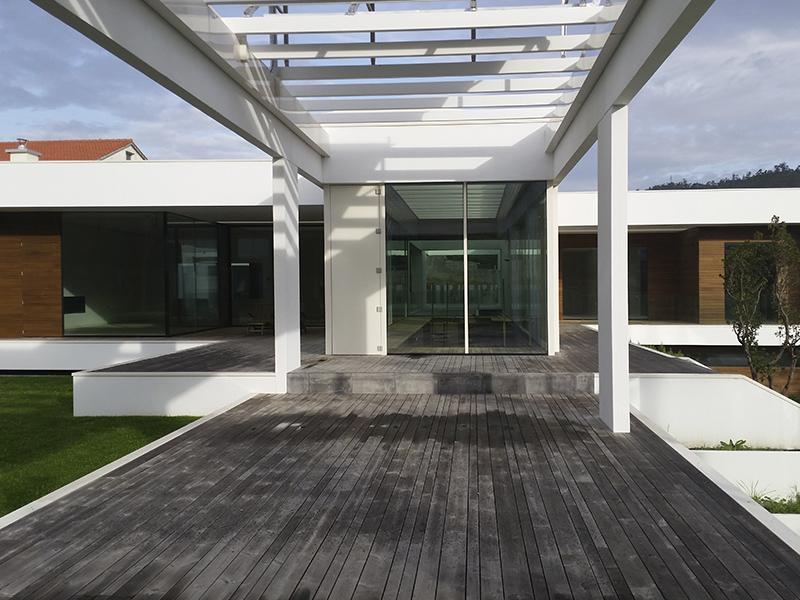 Villa Ana Vilastrexe - Santiago Compostela